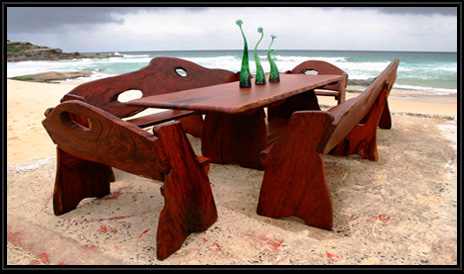 Specialising in Australian slab timbers  Solid Australian timber dining  and coffee tables  Indoor and outdoor settings  Bar and entertainment  units ...